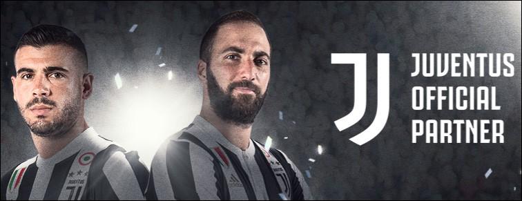 24option - официальный партнер Juventus